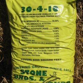 SBB 30-4-10 Fertilizer