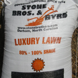 Luxury Lawn Grass Seed – 25 pounds