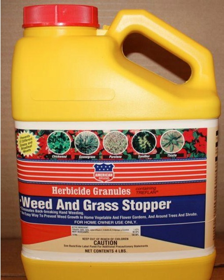 Weed and Grass Stopper