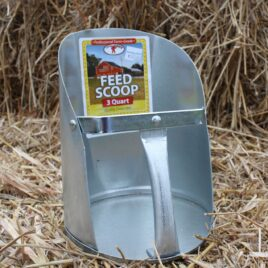 Poultry Feed Scoop