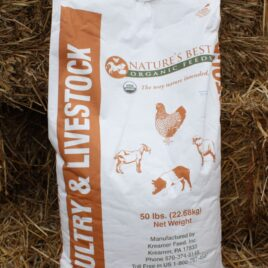 Organic Chicken Laying Crumble