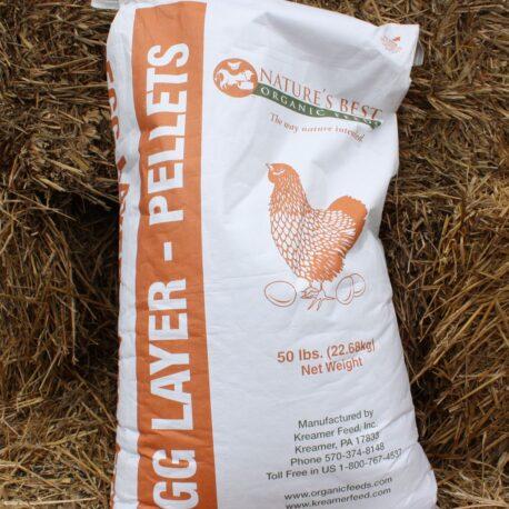 organic pellets