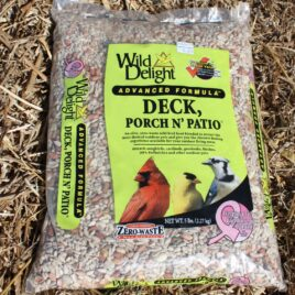 Deck, Porch and Patio Bird Seed