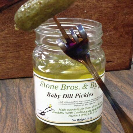 pickle fork