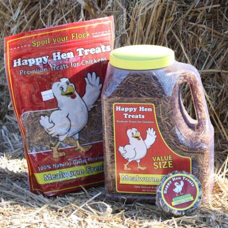 hen treat trio