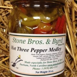 Three Pepper Medley