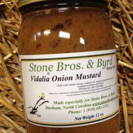 Vidalia Onion Mustard