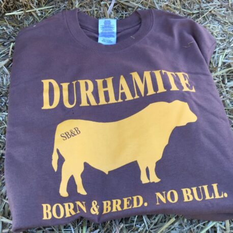 Get your Durham Swag