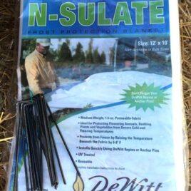 Frost Insulation Blanket