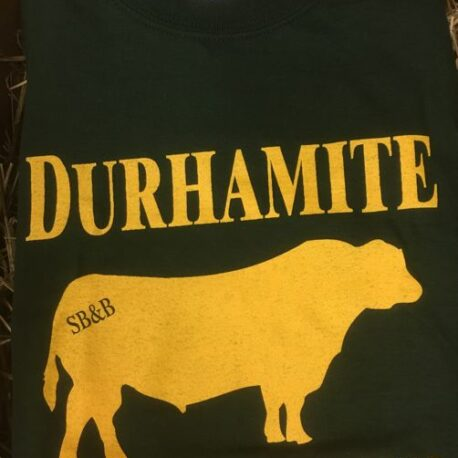 Durhamite t shirt