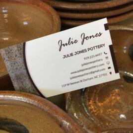 Julie Jones NC Pottery