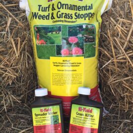 Grass and Weed Killer Combo