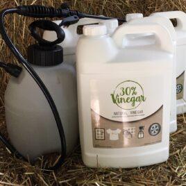 30% Vinegar Natural Weed Killer – Case