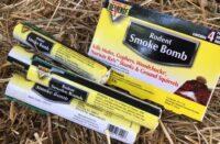 Rodent Smoke Bomb