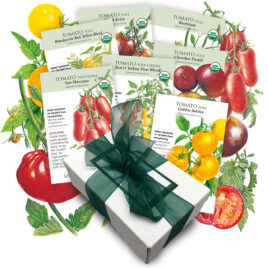 Botanical Interests Collection Seed Packs